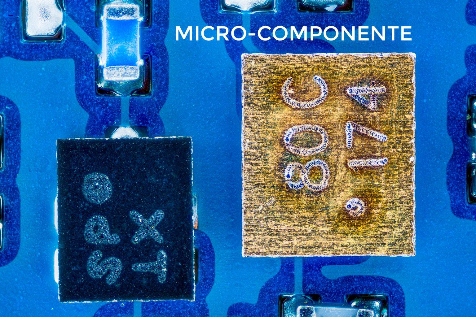 objetos microscópicos